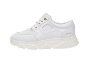 Van Lier dames schoenen Rosa wit leer