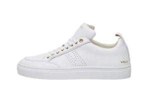 Van Lier dames schoenen Violetta wit leer