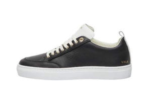 Van Lier dames schoenen Violetta zwart leer