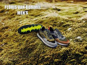 Hippe schoenen voor steunzolen heren